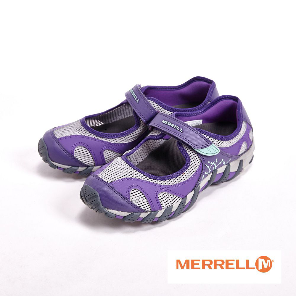 MERRELL 超輕量水陸兩棲鞋 WATERPRO PANDI女鞋~紫
