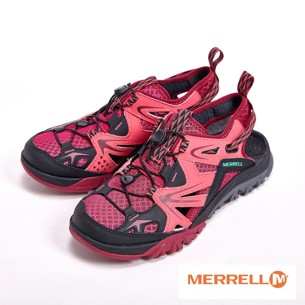 MERRELL CAPRA RAPID 鞋 女鞋~紅