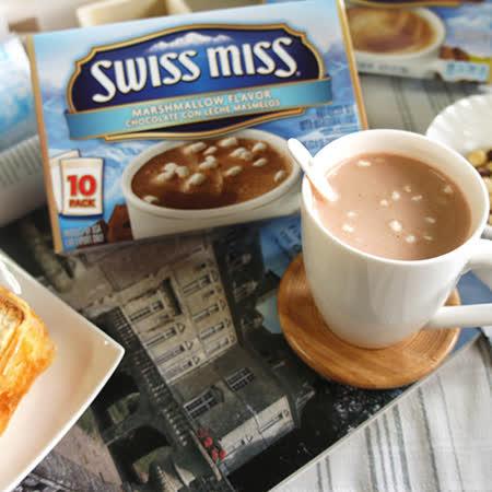 【SwissMiss】雪花巧克力粉10包入