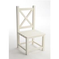 [自然行] 南法生活手創椅 (Almond White / 杏仁白)