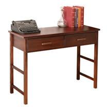 [自然行] 多機能書桌/ 兩用桌 (寬110cm/胡桃咖啡色)
