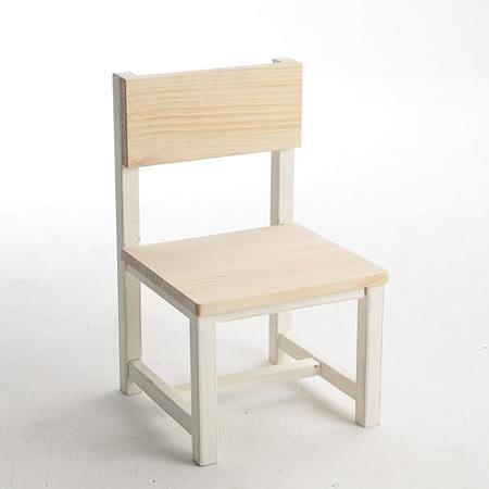 [自然行] 南法生活手創椅 (White Cheese/ 原木白)