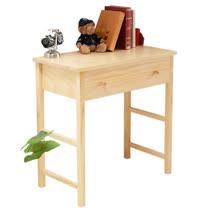 [自然行]多機能書桌/ 兩用桌 (寬90cm/水洗白)