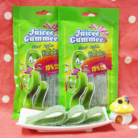 【Juicee Gummee】水果酸帶-蘋果口味