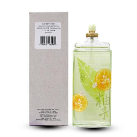 Elizabeth Arden 雅頓 綠茶柚子香水 100ml-Tester包裝