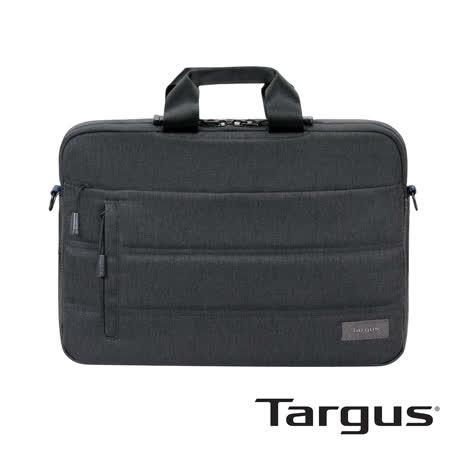 Targus Groove X Slimcase 15 吋躍動電腦側背包 - 時尚黑 (Refresh)