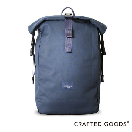 CRAFTED GOODS TODERO 力行者中型後背包 (海軍藍)