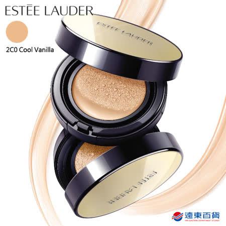 Estee Lauder 雅詩蘭黛 粉持久氣墊打光粉餅SPF 50 PA+++ #cool vanilla