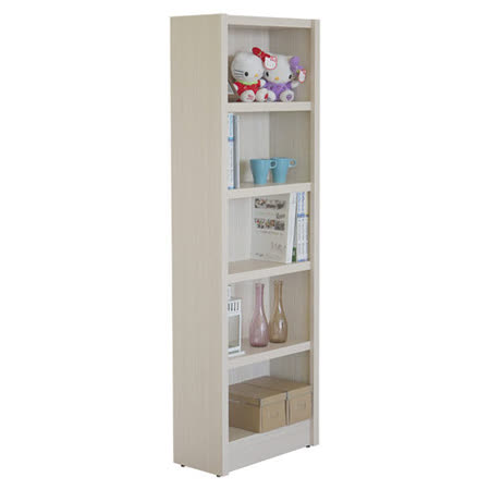 AT HOME-威尼斯2尺開放書櫃(三色可選)