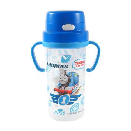 日本2WAY吸管練習杯水壺 (370ml) 湯瑪士