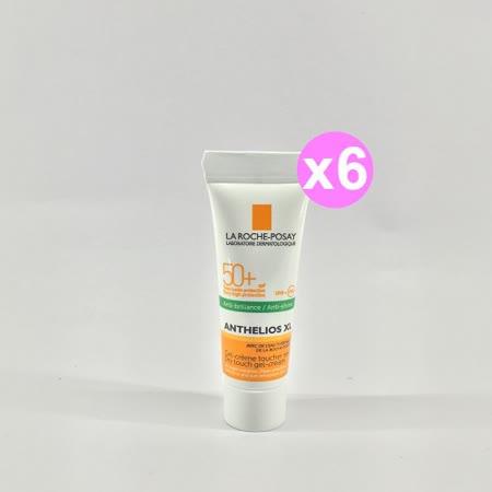 La Roche Posay 理膚寶水 安得利清爽極效防曬乳 3ml*6