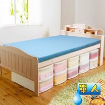 【KOTAS】<BR>高週波防潑水透氣床墊