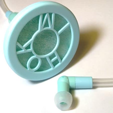 【福音】集音器-非電子式簡易助聽 器具-便宜又好用(淺藍色)