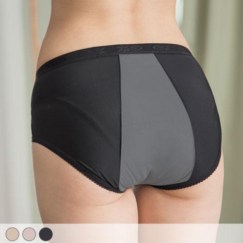 ~玉如內褲~柔滑包覆生理褲~竹炭~生理褲~透氣~MC~抗菌~中高腰~ MIT~ 製~~K0