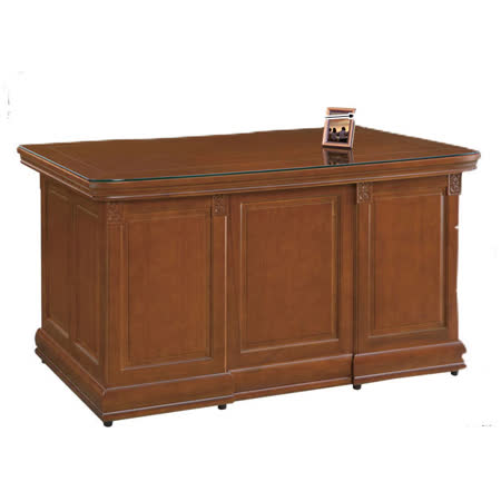HAPPYHOME 賽德克正樟5尺實木書桌UZ6-279-1
