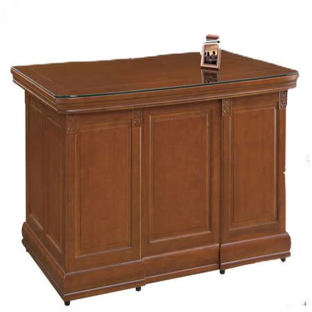 HAPPYHOME 賽德克正樟6尺實木書桌UZ6-279-3