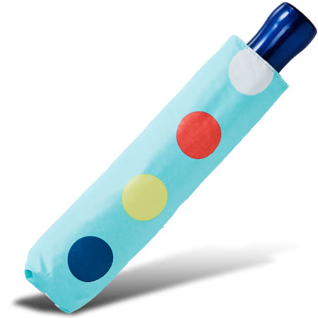 【rainstory】彩色點點抗UV降溫口紅傘