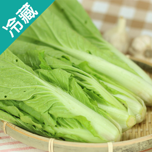 有機轉型期荷葉白菜(250g±5%/包)