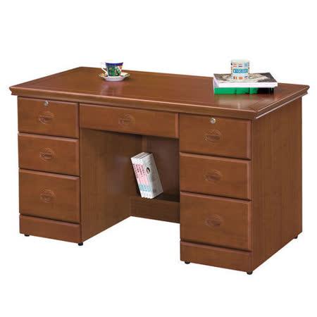 HAPPYHOME 長榮樟木4.2尺書桌UZ6-284-1