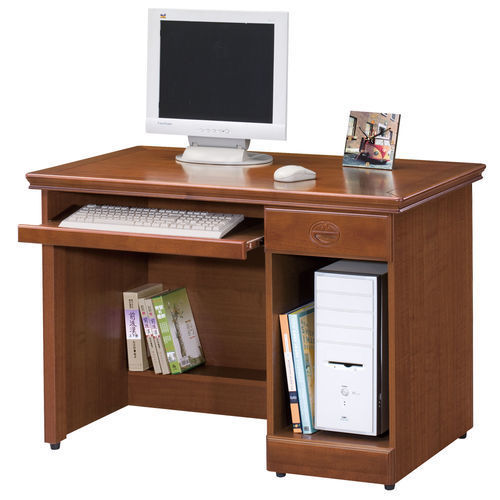 HAPPYHOME 長榮樟木3.5尺電腦桌UZ6~284~3