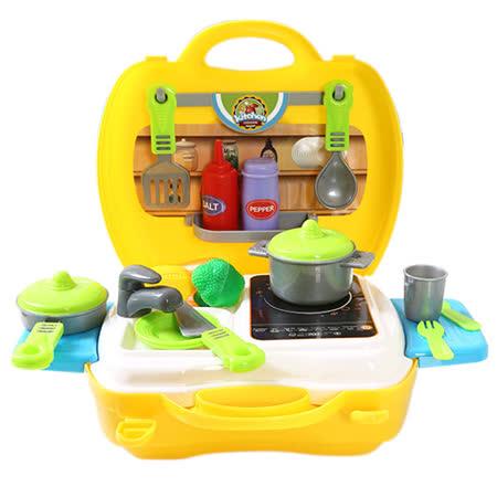 【FunKids】兒童手提式-美味廚房家家酒遊戲組