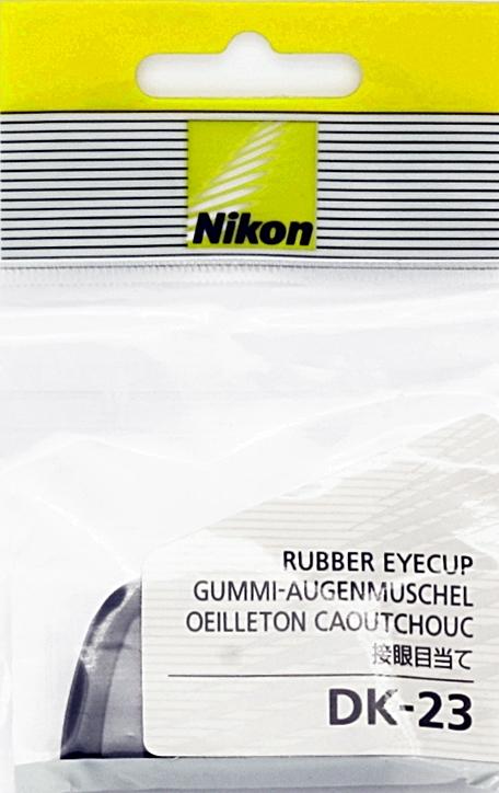 尼康NIKON原廠眼罩DK-23眼罩
