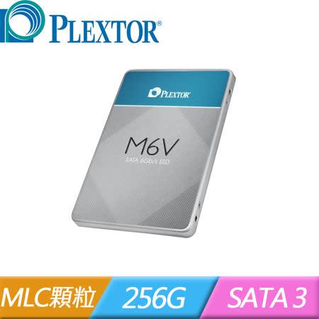 PLEXTOR 普傑 M6V 256G SATA3 TLC SSD