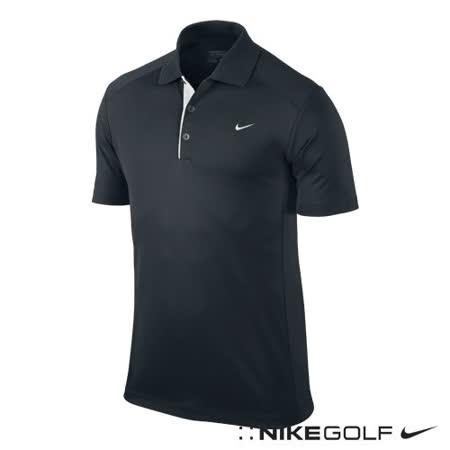 Nike Golf 快速排汗 短袖 POLO衫-黑523305-010