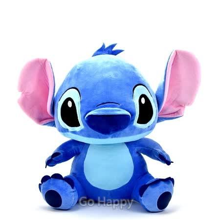Disney【Hello史迪奇】絨毛玩偶-小