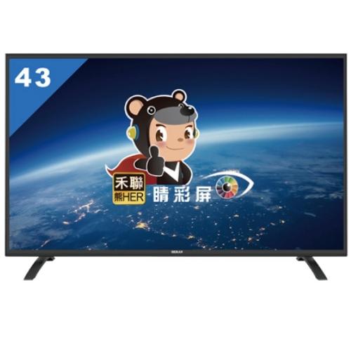 HERAN 禾聯 43吋LED液晶電視 HD-43DCJ