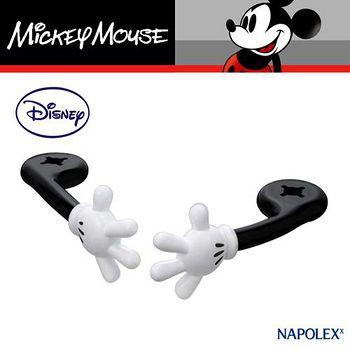 NAPOLEXx迪士尼 米奇手型頭枕掛勾WD288 汽車︱收納置物︱固定架