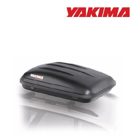 【YAKIMA】 ROCKET BOX15(420L)霧黑色單開式車頂行李箱(含安裝)