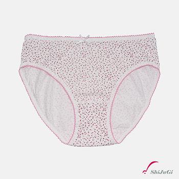棉質碎花彩色三角褲F