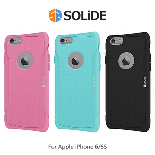 SOLiDE Apple iPhone 6/6S APOLLO 阿波羅防摔殼