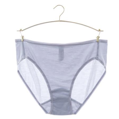 蕾黛絲-挺素面經典3/4版型-低腰褲M-EL(薰衣紫)