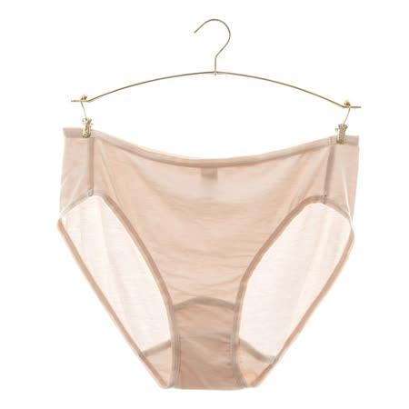 蕾黛絲-挺素面經典3/4版型-低腰褲M-EL(經典膚)