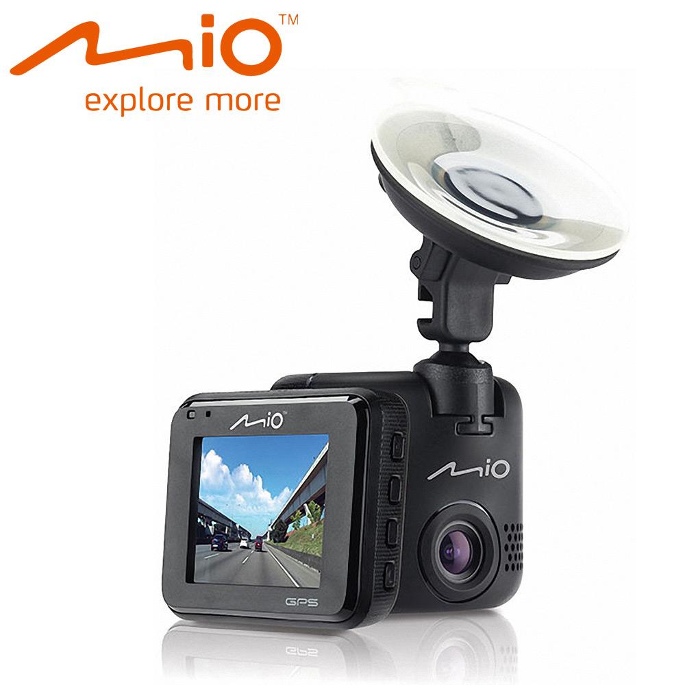 【後視鏡頭Mio】MiVue? C330 大光圈GPS行車記錄器 送16G+三孔+讀卡機+清潔組+後視鏡車架