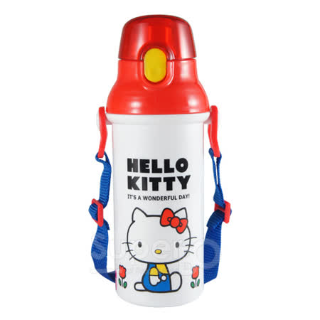 Skater直飲冷水壺 (480ml) HelloKitty白