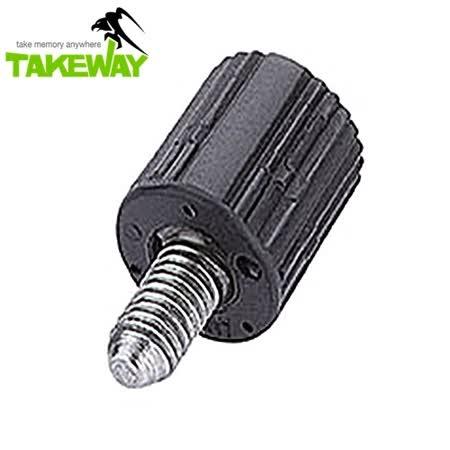 台灣品牌Takeway鉗式腳架用快拆旋紐T-RK01