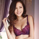 【蕾黛絲】浪漫奢華靠過來-B-E罩杯內衣(奢華紫)