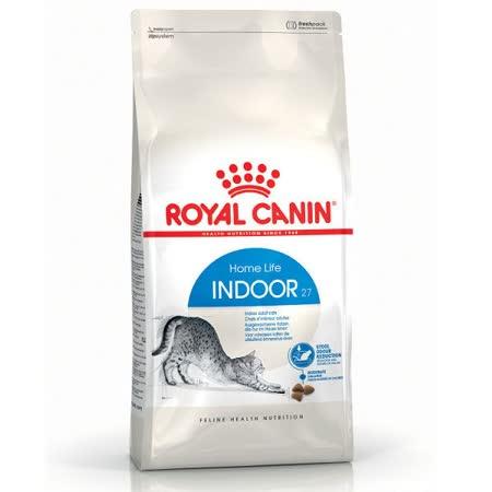 《新包裝》法國皇家 室內成貓 IN27 (2公斤x2包)