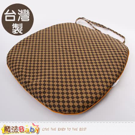 魔法Baby~台灣製冬暖夏涼椰棕餐椅墊D款 id18