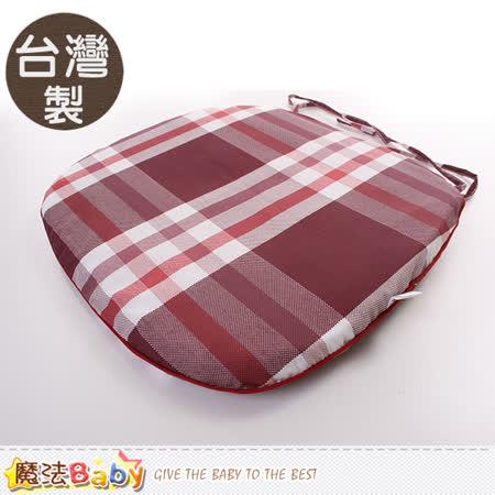 魔法Baby~台灣製冬暖夏涼椰棕餐椅墊E款 id18