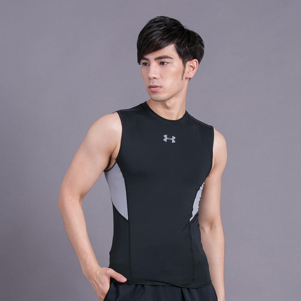 UA  Under Armour 遠東 百貨 台南 店男子UA CoolSwitch強力伸縮型無袖T恤  男 1273985001