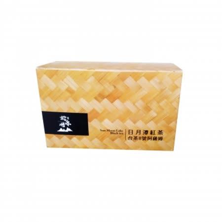台茶8號-阿薩姆紅茶15入袋茶禮盒(每袋2.2g)