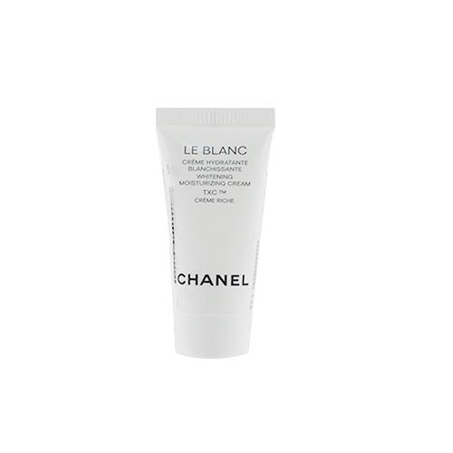 CHANEL 香奈兒 珍珠光感TXC美白保濕乳霜 豐潤版 5ml