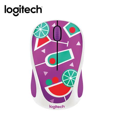 羅技 Logitech M238 派對系列- 雞尾酒
