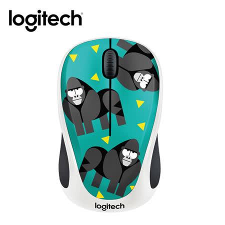 羅技 Logitech M238 派對系列- 大猩猩