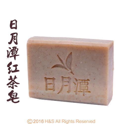 愛草皂 茶皂系列^(日月潭紅茶皂^)單入