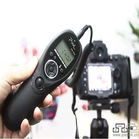 PIXEL品色Nikon定時快門線遙控器TC-252/DC2(台灣總代理,開年公司貨)